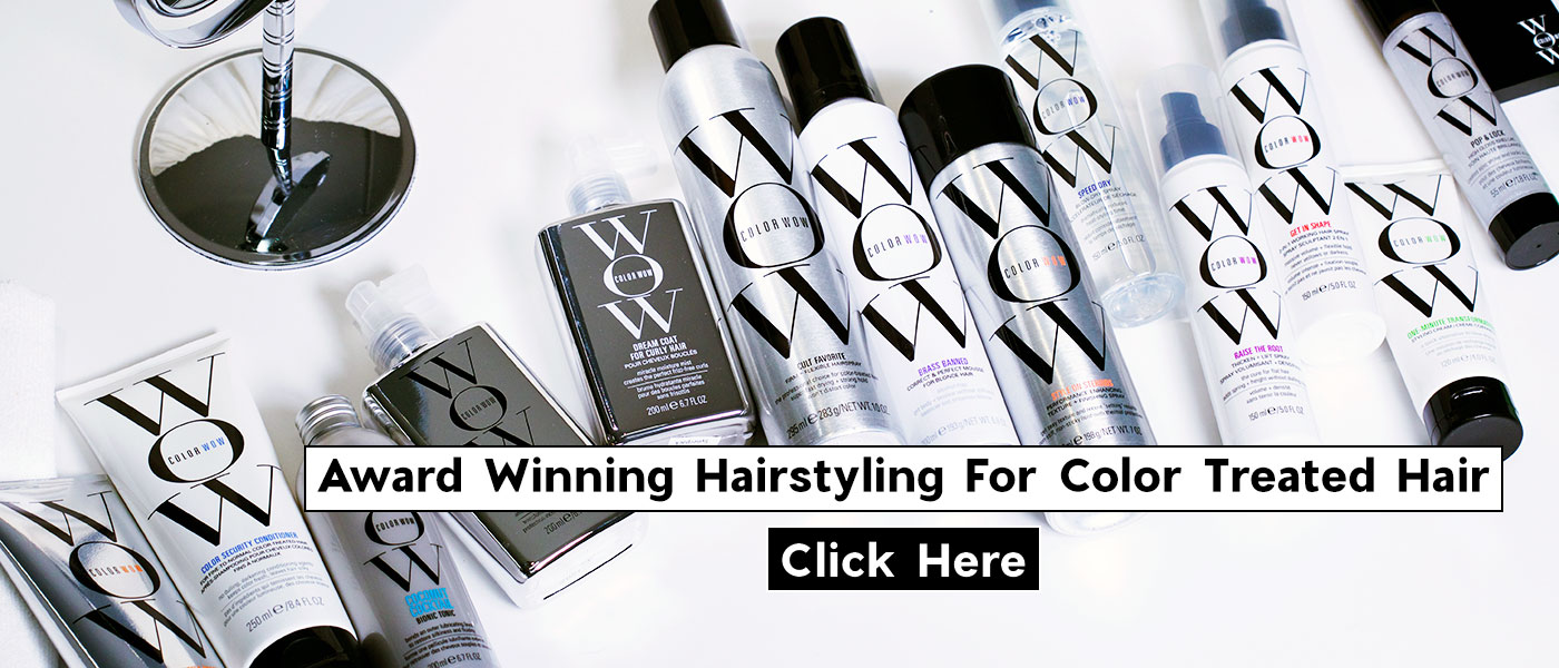 Color WOW - Hair Styling And Haircare Products For Color Treated Hair