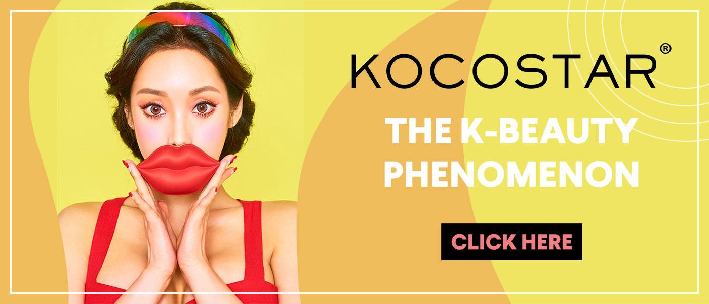 Kokostar K-Beauty Available From Beauty Solutions