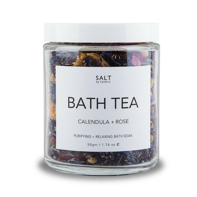 Bath Tea - Calendula + Rose