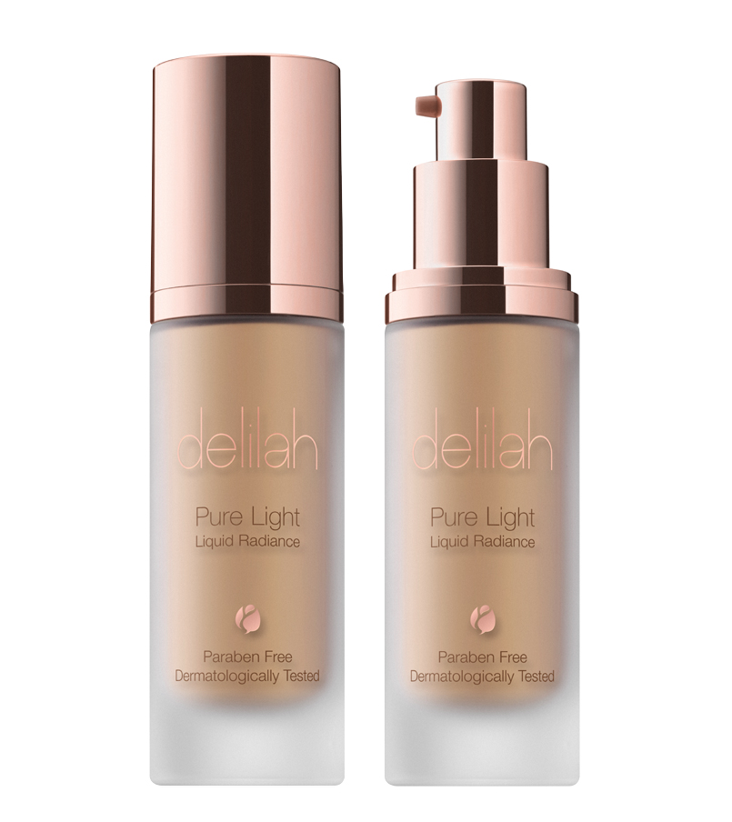 Pure Light Liquid Radiance - Halo
