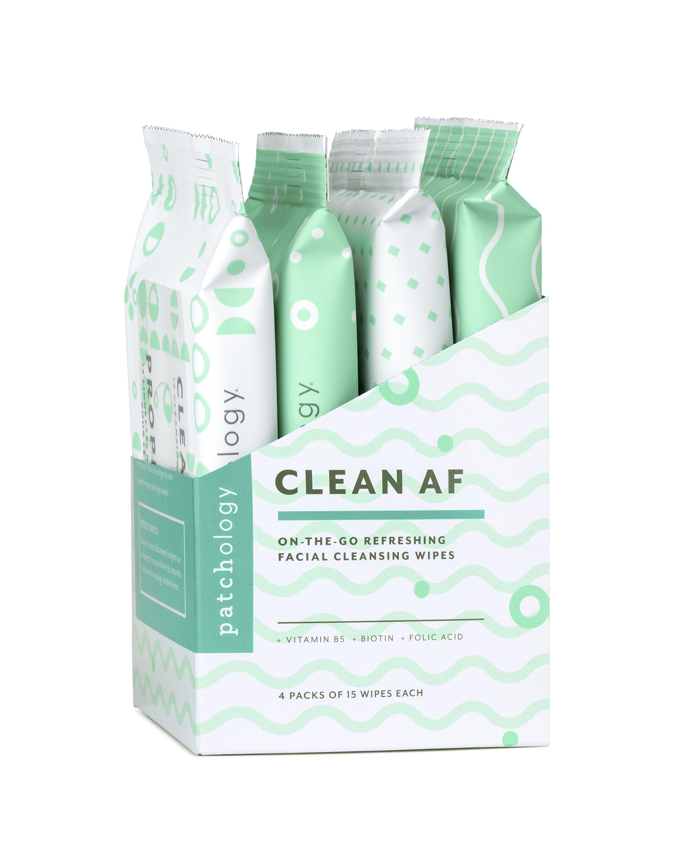 Clean AF Wipes- 4 Pack