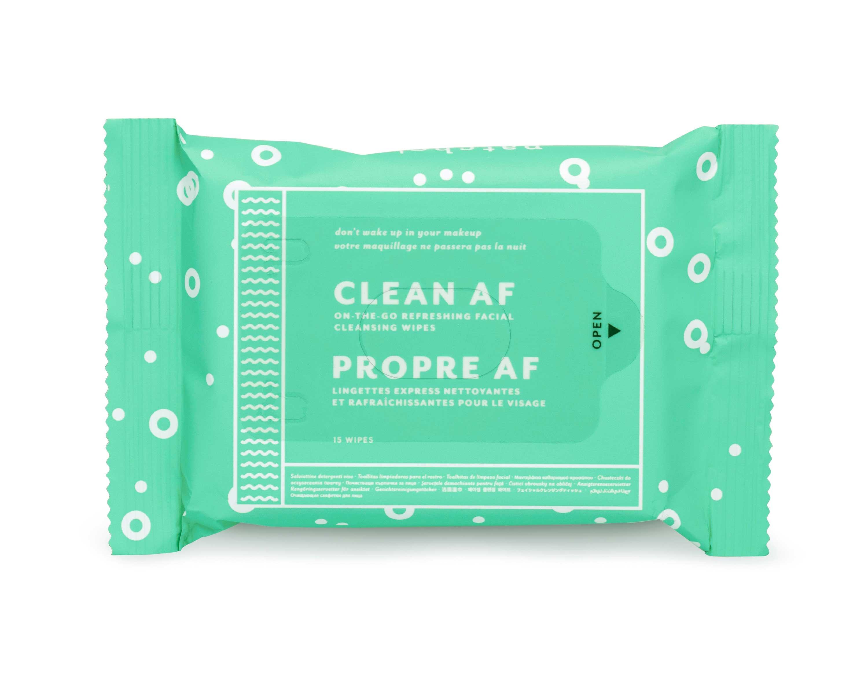 Clean AF Wipes- Single
