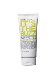 It's The Buzz Skin-Smoothing Facial Polish with Green Coffee + Hemp
