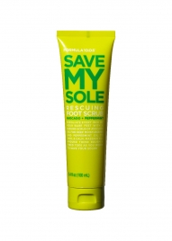 Save My Sole Rescuing Foot Scrub with Avocado + Peppermint