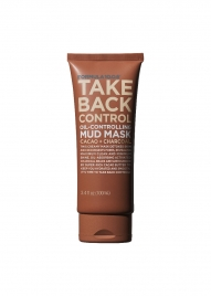Take Back Control Oil-Controlling Mud Mask with Cacao + Charcoal