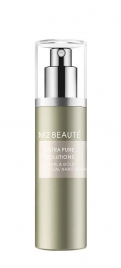 ULTRA PURE SOLUTIONS Pearl & Gold Facial Nano Spray