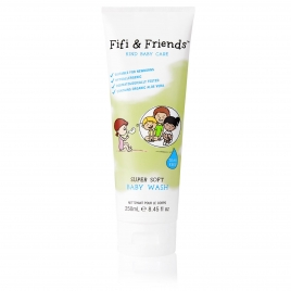 F&F Super Soft Baby Wash 250ml