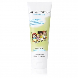 F&F Super Soft Baby Lotion 250ml