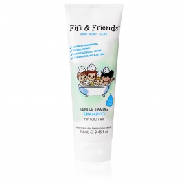 F&F Gentle Taming Shampoo - Curly hair 250ml