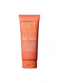 Get Your Glow On Skin-Brightening Peel Mask with Papaya + Citrus