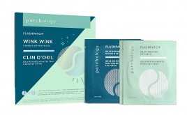FlashPatch Wink Wink- (2 AM Eye & 2 PM Eye Gel Pairs)