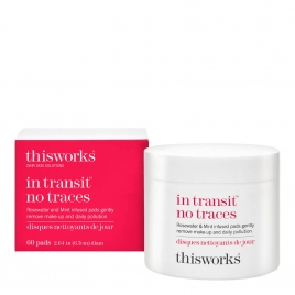 in transit no traces -60 pads