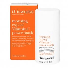 morning expert vitamin C power mask
