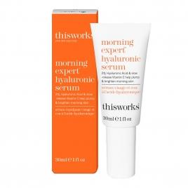 morning expert hyaluronic serum