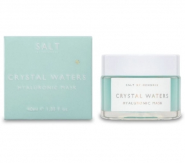 CRYSTAL WATERS FACE MASK