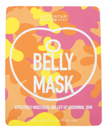 CAMOUFLAGE BELLY MASK