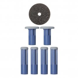 PMD Sensitie Blue Replacement Discs