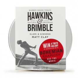 Hawkins & Brimble Matt Clay (100ml)