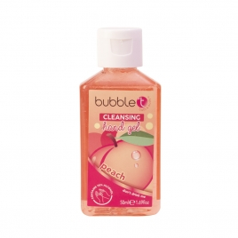 Peach Hand Cleansing Gel 50ml