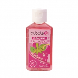 Raspberry Hand Cleansing Gel 50ml