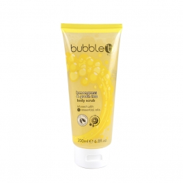Body scrub in Lemongrass & green tea (200ml)