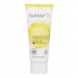 Hand cream in Lemongrass & green tea (100ml)