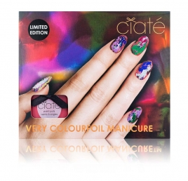 Ciate Very Colourfoil Manicure (Carnival Couture)