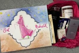 Eid Mubarak Gift Box From Beauty Solutions