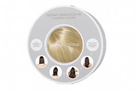 Instant Length Clip In - Vanilla Blonde SE