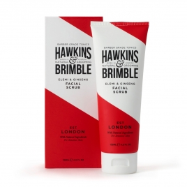 Hawkins & Brimble Facial Scrub (125ml)