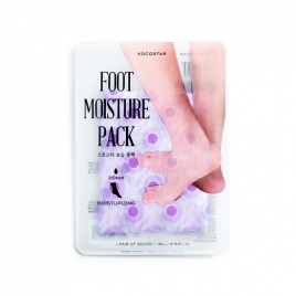 Foot moisture PURPLE