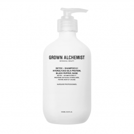 Detox - Shampoo 0.1: Hydrolyzed Silk Lycopene