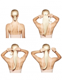 Invisible Straight Ponytail - Honey Blonde SE