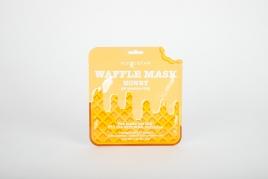 Waffle Mask Honey