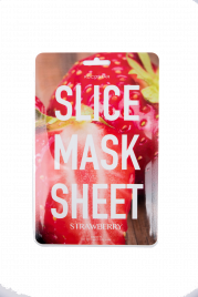 Slice Mask Sheet Strawberry