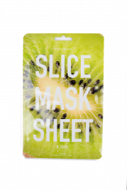 NEW Slice Mask Sheet Kiwi