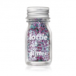 Eco Glitter Dreamcatcher Loose Biodegradable Glitter Purple/Turquoise/Silver