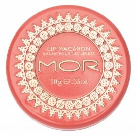 Mor Australia, Lip Macaron - Blood Orange