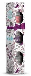 Mini snails 3pack Music(Pinky Pink/Promgirl/Silvermist)