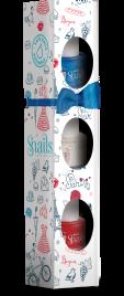 Mini snails 3pack Paris(Ladybird/Frost Queen/Waikiki)
