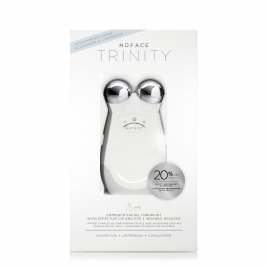 NuFACE Trinity Facial Toning for great skincare and to remove wrinkles