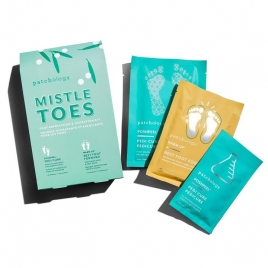 MistleToes: Foot Exfoliation & Hydration Kit