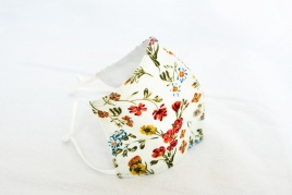JUNIORS SPRING FLORAL PRINTED FACE MASK BY ILOUNJ