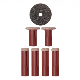 PMD Red Very Coarse Replacement Discs