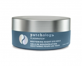 FlashPatch Restoring Night Eye Gels - 30 Pairs/Jar