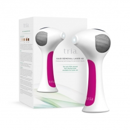 Tria Beauty 4x Face And Body Laser Hair Removal Machine for home electrolysis
