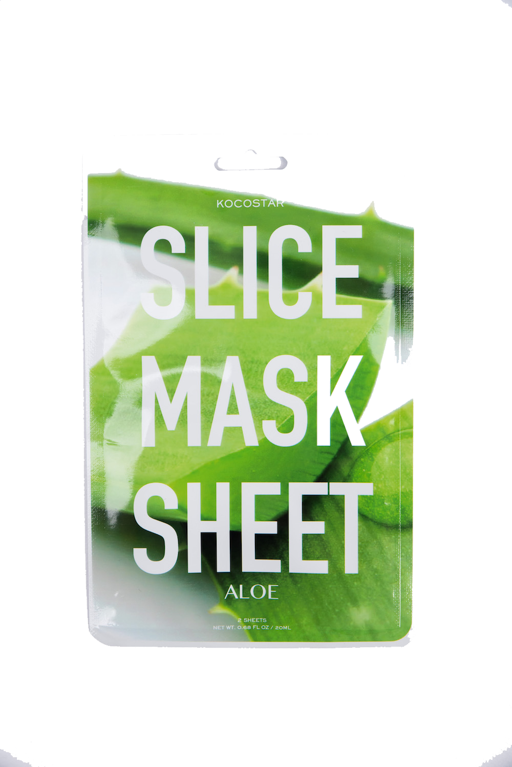 NEW Slice Mask Sheet Aloe